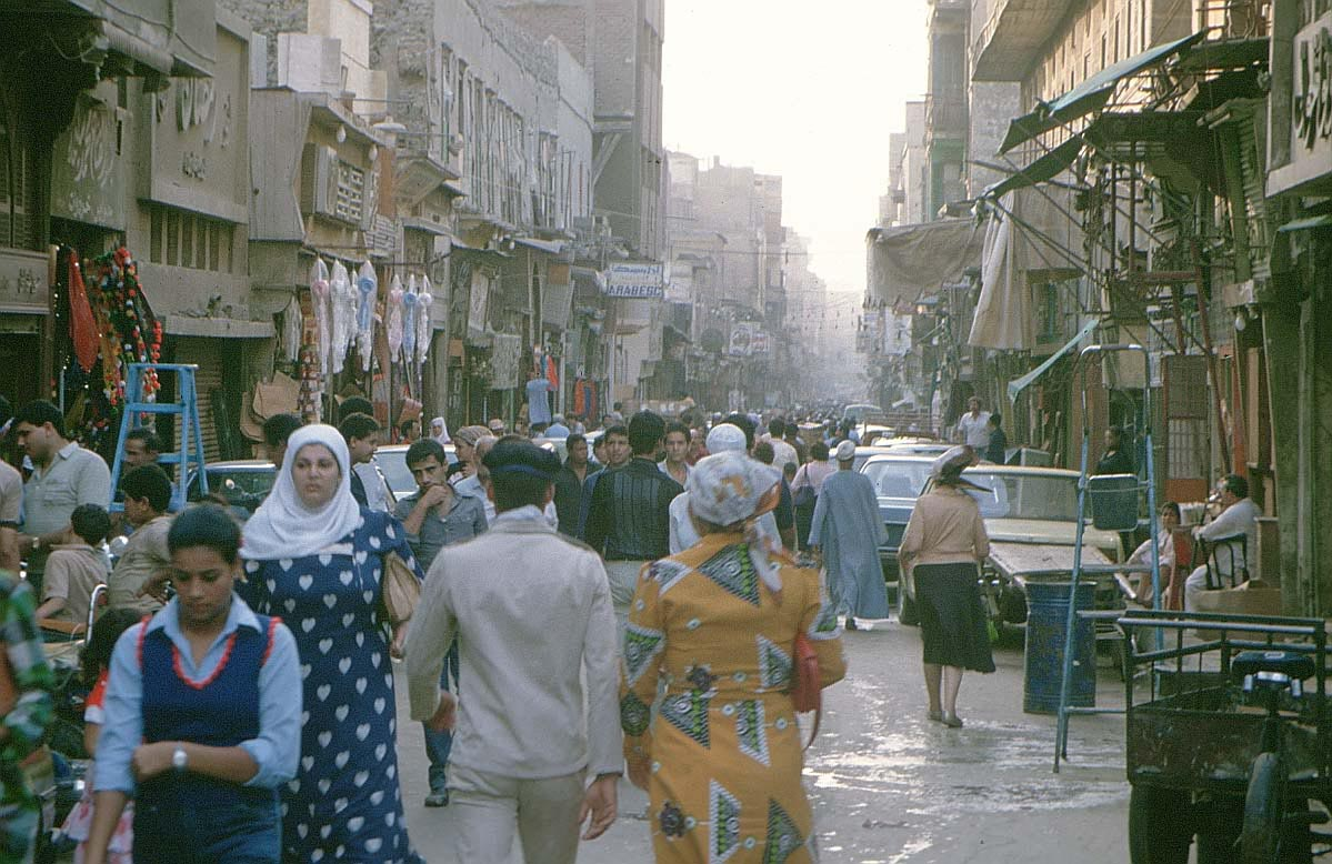 Learning More About the Crisis in Egypt