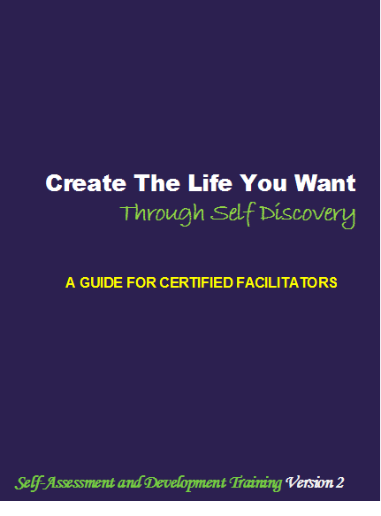 Learn How to Become a Certified Trainer of Create the Life You Want