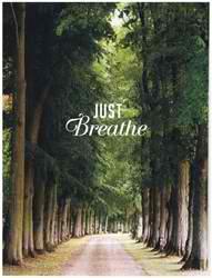 Today's Tip: Breathe..