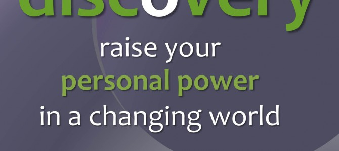 Download My Book for Free for 5 Days- Discovery: Raise Your Personal Power