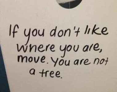 Happy Friday! Let's Move…